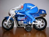 0003 - MOTO DE POLICE JOUSTRA