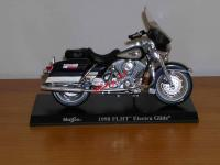 0764 - MAISTO - HARLEY DAVIDSON 1998  FLHT ELECTRA GLIDE
