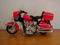 0804 - TOY STATE - HARLEY DAVIDSON (version rouge)