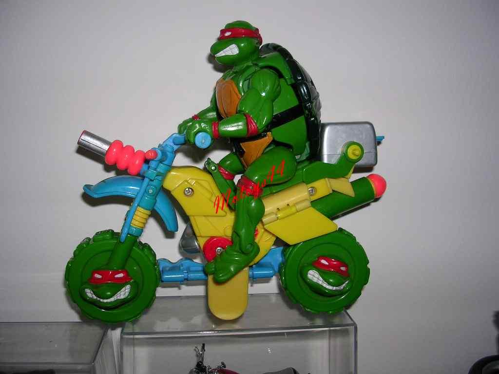 tortue ninja 0847 playmates toys