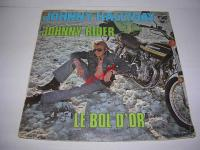 3309 - DISQUE 45 TOURS JOHNNY HALLYDAY LE BOL D'OR