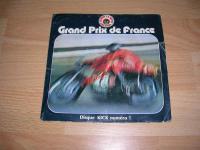 4110 - DISQUE 45 TOURS 1973 LE CASTELLET GRAND PRIX DE FRANCE