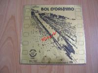 5364 - DISQUE 33 TOURS - BOL D'ORISSIMO 1971 (35 eme bol d'or)